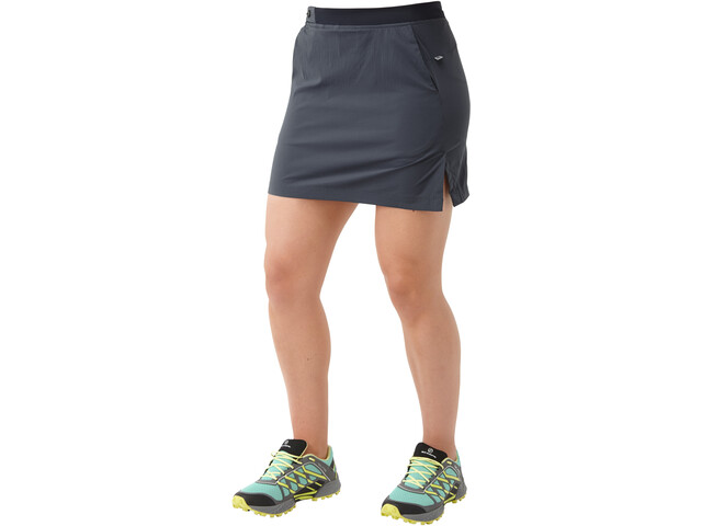 Mountain Equipment Dynamo Jupe-short Femme, blue nights
